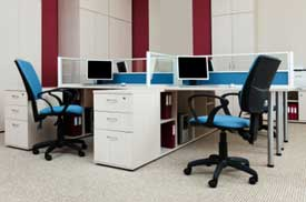 Business Property Insurance Computers, Chairs and Desks Image